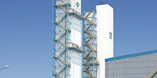 液空首钢迁安项目冷箱钢结构